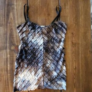 Studio Y  Womens Dress Tank Top